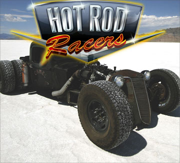 скачать Hot Rod Racers на android