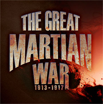 The Great Martian War на android
