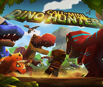 Call of Mini Dino Hunter на android
