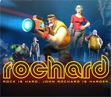 скачать Rochard на android