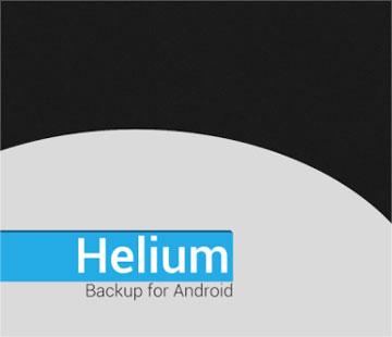 скачать Helium на android