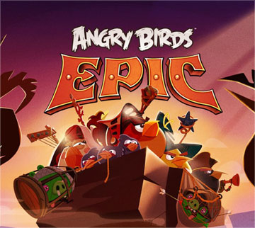 Angry Birds Epic на android