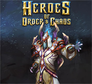 Heroes of Order & Chaos на android