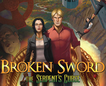 Сломанный меч 5: Проклятие змея на android