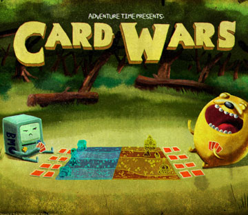 Card Wars - Adventure Time на android