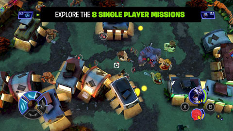 Zombie Tycoon 2 скачать на андроид бесплатно. Ведите свои ...
