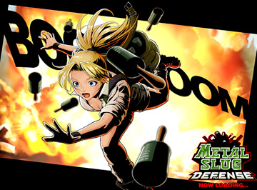 METAL SLUG DEFENSE на android