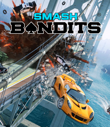 скачать Smash Bandits Racing на android