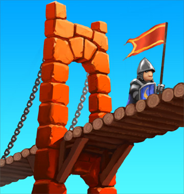 Bridge Constructor Medieval на android
