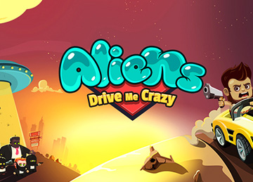 Aliens Drive Me Crazy �� android