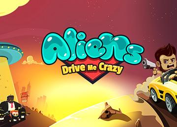 Aliens Drive Me Crazy на android