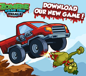 Zombie Road Trip Trials на android