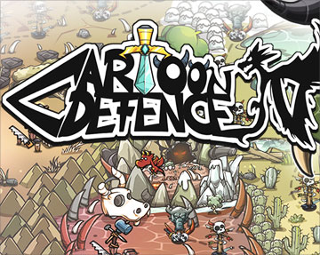 Cartoon Defense 4 на android