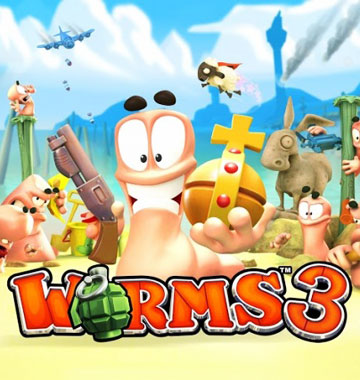 Worms 3 на android