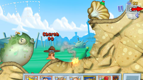 Worms 3 for android download apk free.