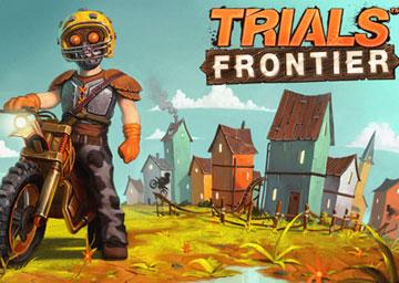 скачать Trials Frontier на android