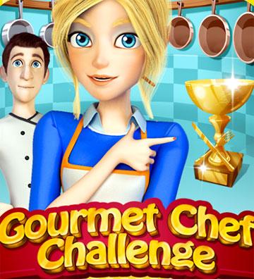 скачать Gourmet Chef Challenge на android