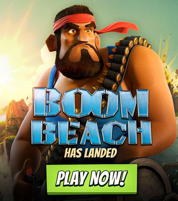 Boom Beach на android