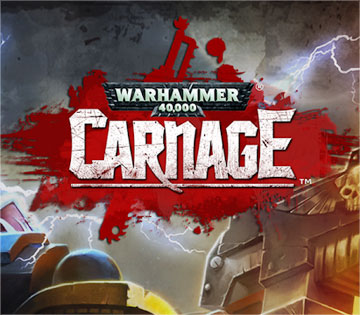 Warhammer 40,000: Carnage на android