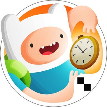 Время наизнанку на android