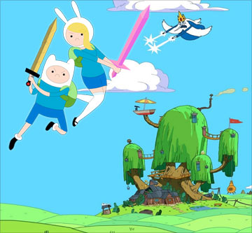 Fionna Fights ����� ����������� �� android