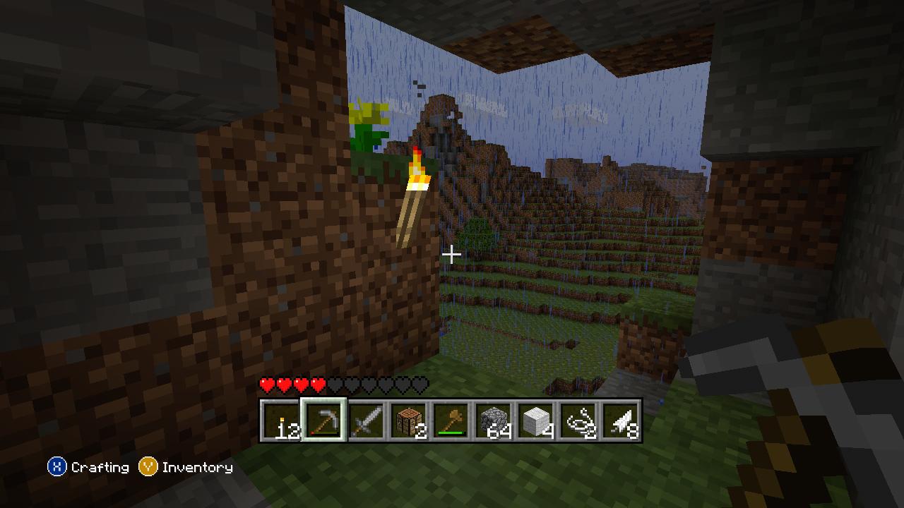 Скачать на Андроид Minecraft 0.7.0