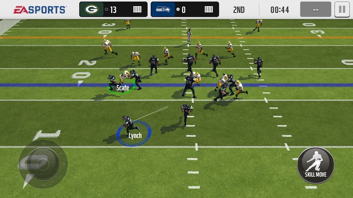 Madden nfl mobile for Laden mobel