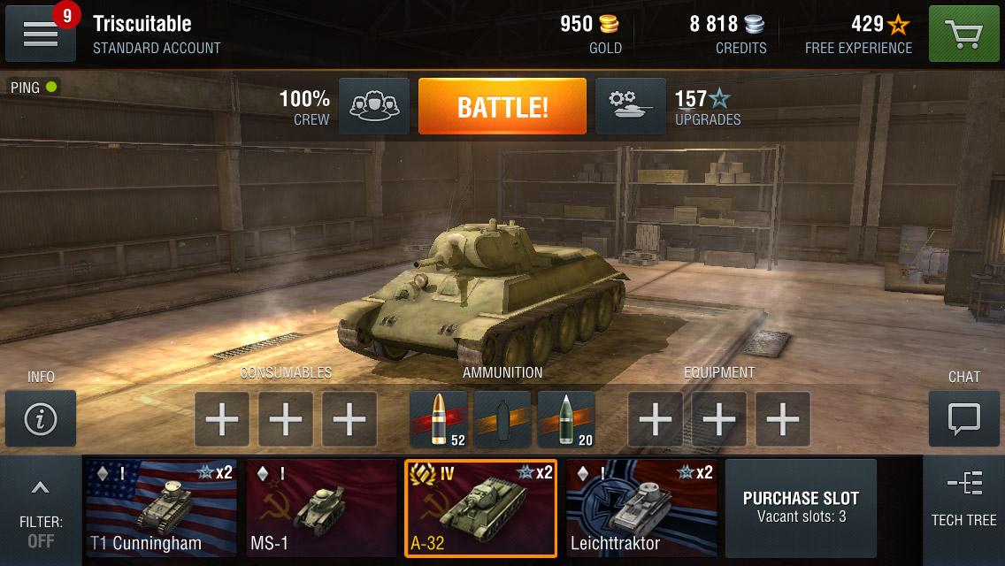 скачать на планшет андроид танки