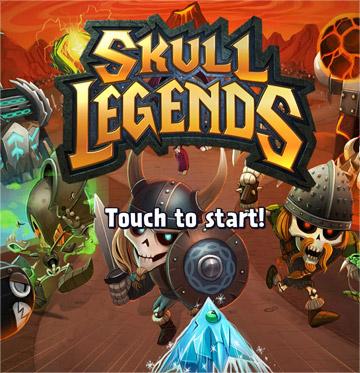скачать Skull Legends на android
