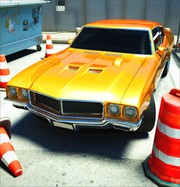 Backyard Parking 3D на android