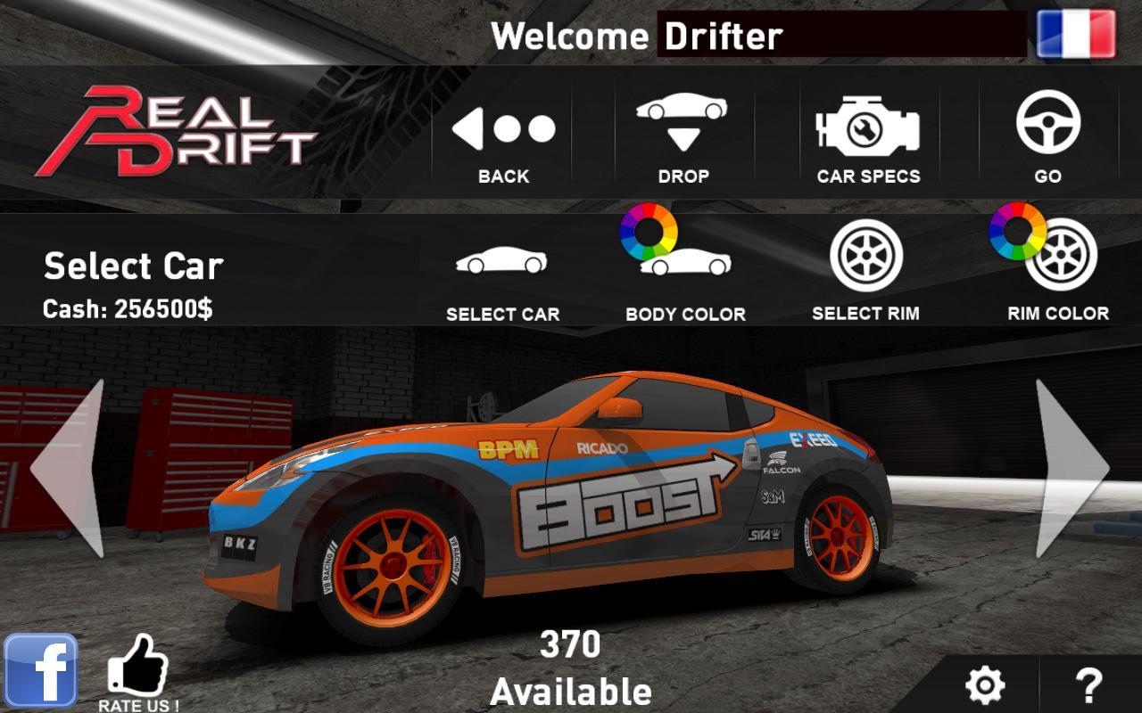 Real drift car racing v3.2 apk