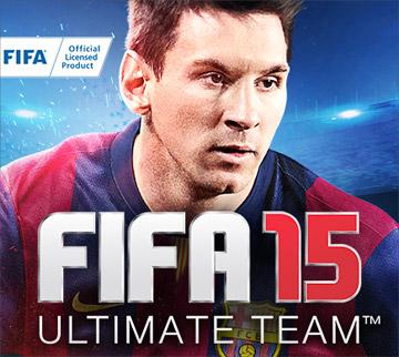 FIFA 15 на android