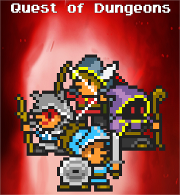 Quest of Dungeons на android