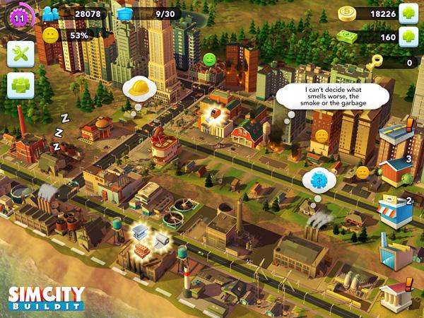 SimCity BuildIt - скачать игры на ...