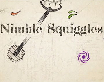 Nimble Squiggles на android