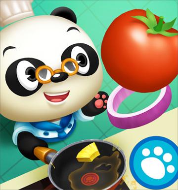 скачать Ресторан 2 Dr. Panda на android