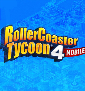 скачать RollerCoaster Tycoon 4 Mobile на android