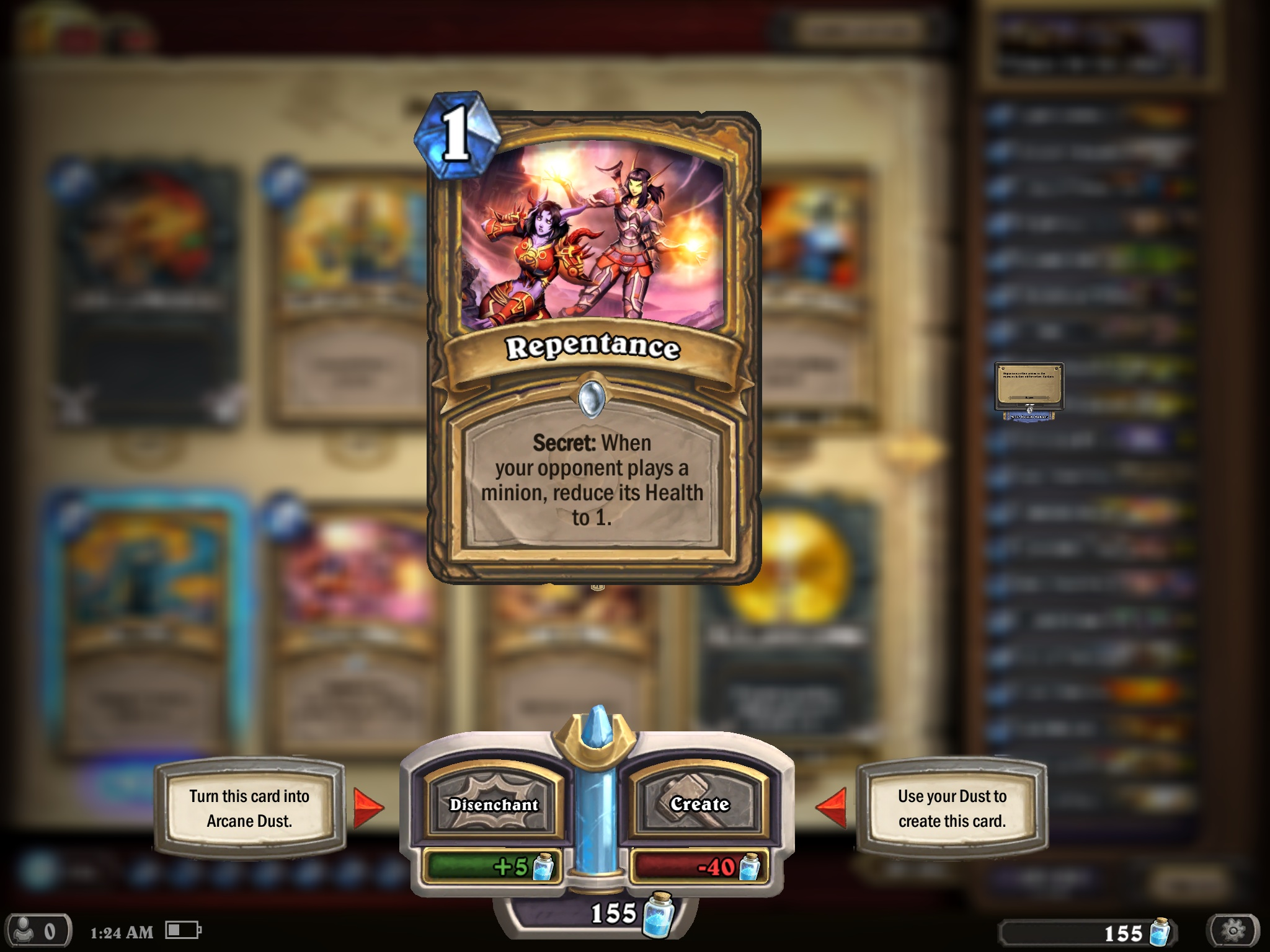 how to play hearthstone competitively