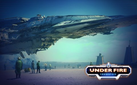 Under Fire: Invasion