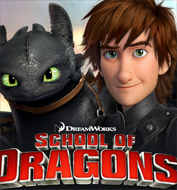 School of Dragons на android