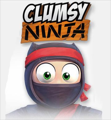 Clumsy Ninja на android