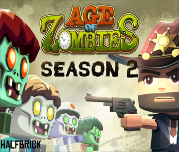 скачать Age of Zombies: Season 2 на android