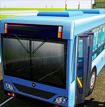 скачать Водитель автобуса 3D на android