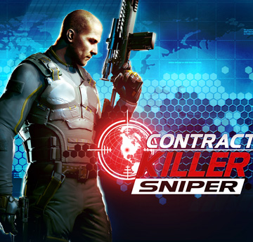 Contract Killer: Sniper на android