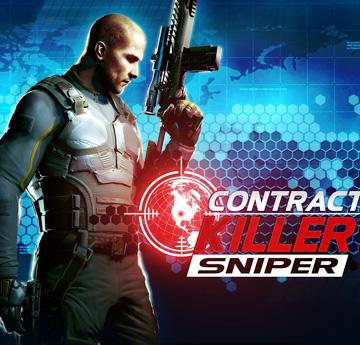 скачать Contract Killer: Sniper на android