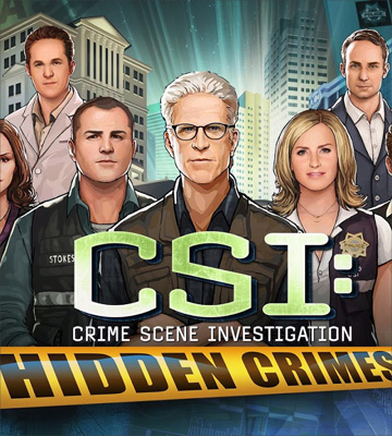 CSI: Hidden Crimes на android