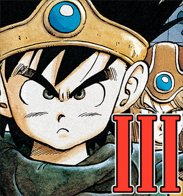DRAGON QUEST 3 на android