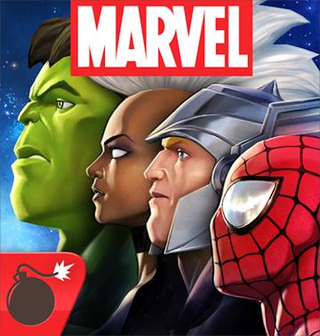 Marvel Битва чемпионов на android