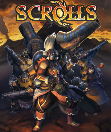 Scrolls �� android