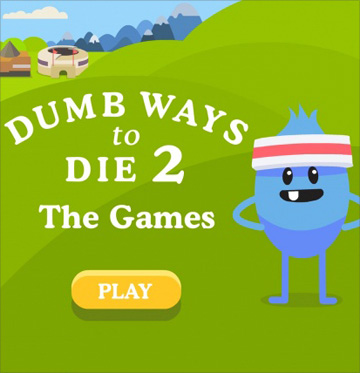 Dumb Ways to Die 2: The Games на android